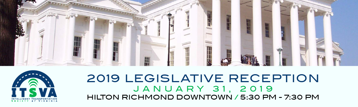 2019 ITSVA Legislative Reception Sponsorships