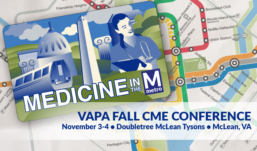 VAPA 2018 Fall CME Conference