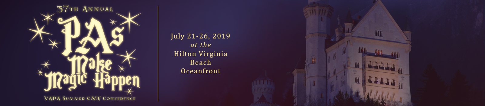 VAPA 2019 Summer CME Conference