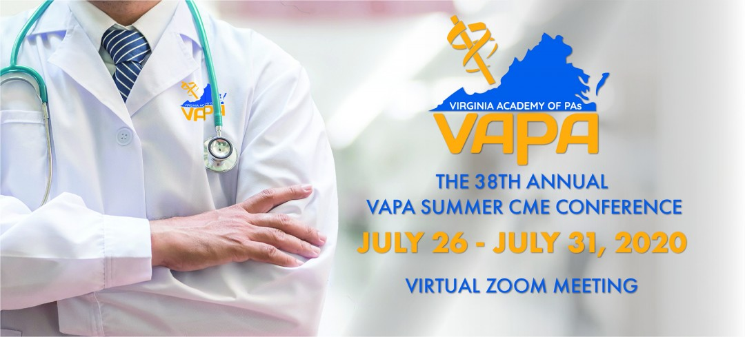 VAPA 2020 Summer CME Conference