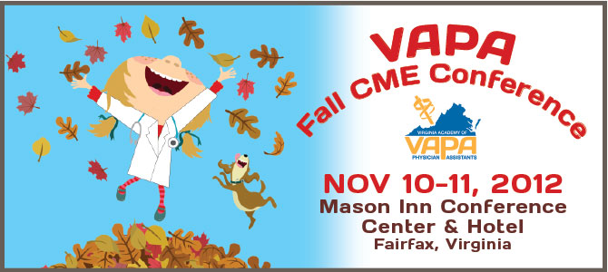 VAPA 2012 Fall CME Conference