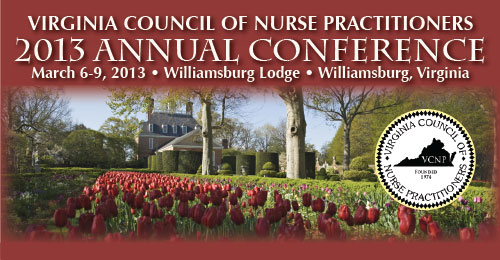 2013 Annual Conference,                         March 6 - March 9, 2013,