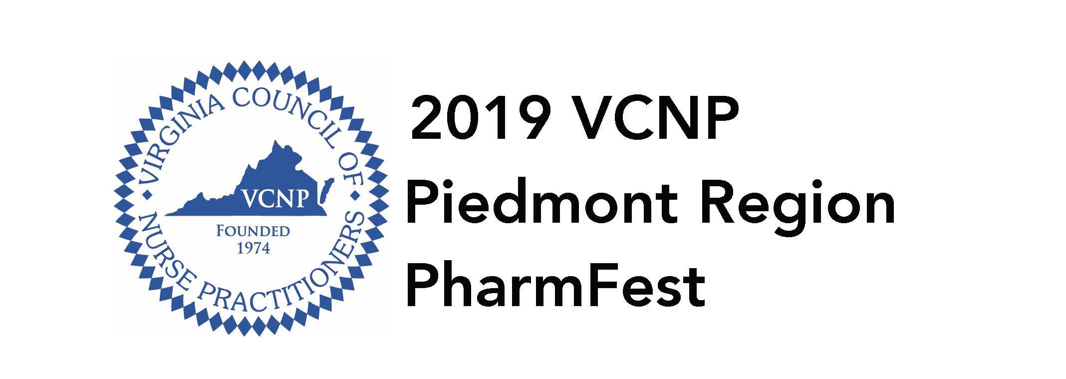 2019 Piedmont PharmFest