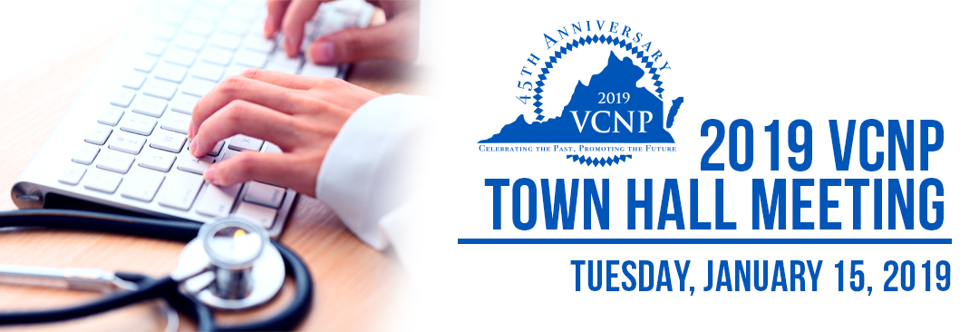 2019 VCNP Town Hall Meeting - January 15,