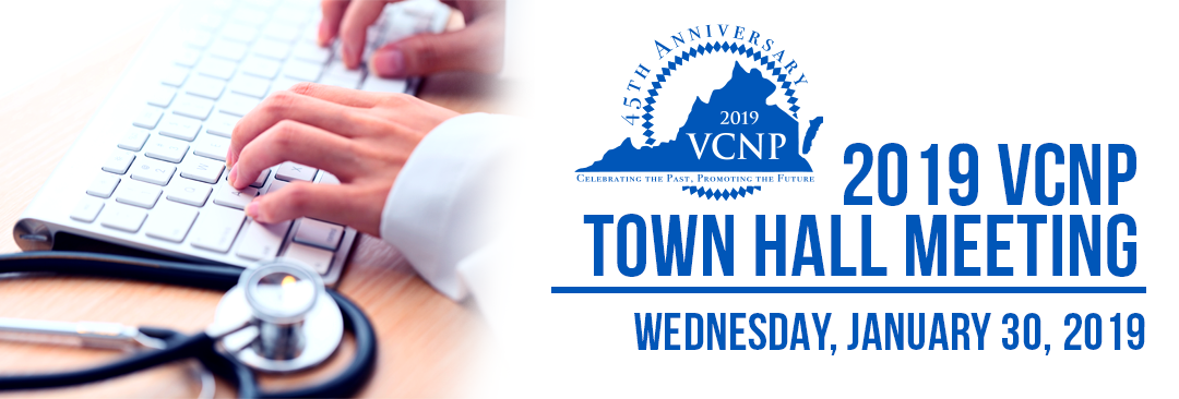 2019 VCNP Town Hall Meeting - January 30,