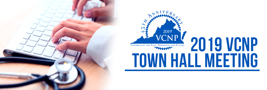 2019 VCNP Town Hall Meeting - April 17