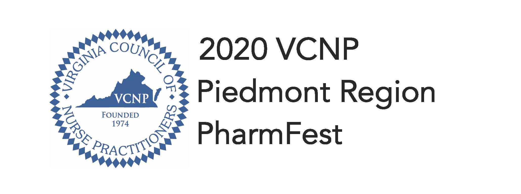 2020 VCNP Piedmont Pharmfest