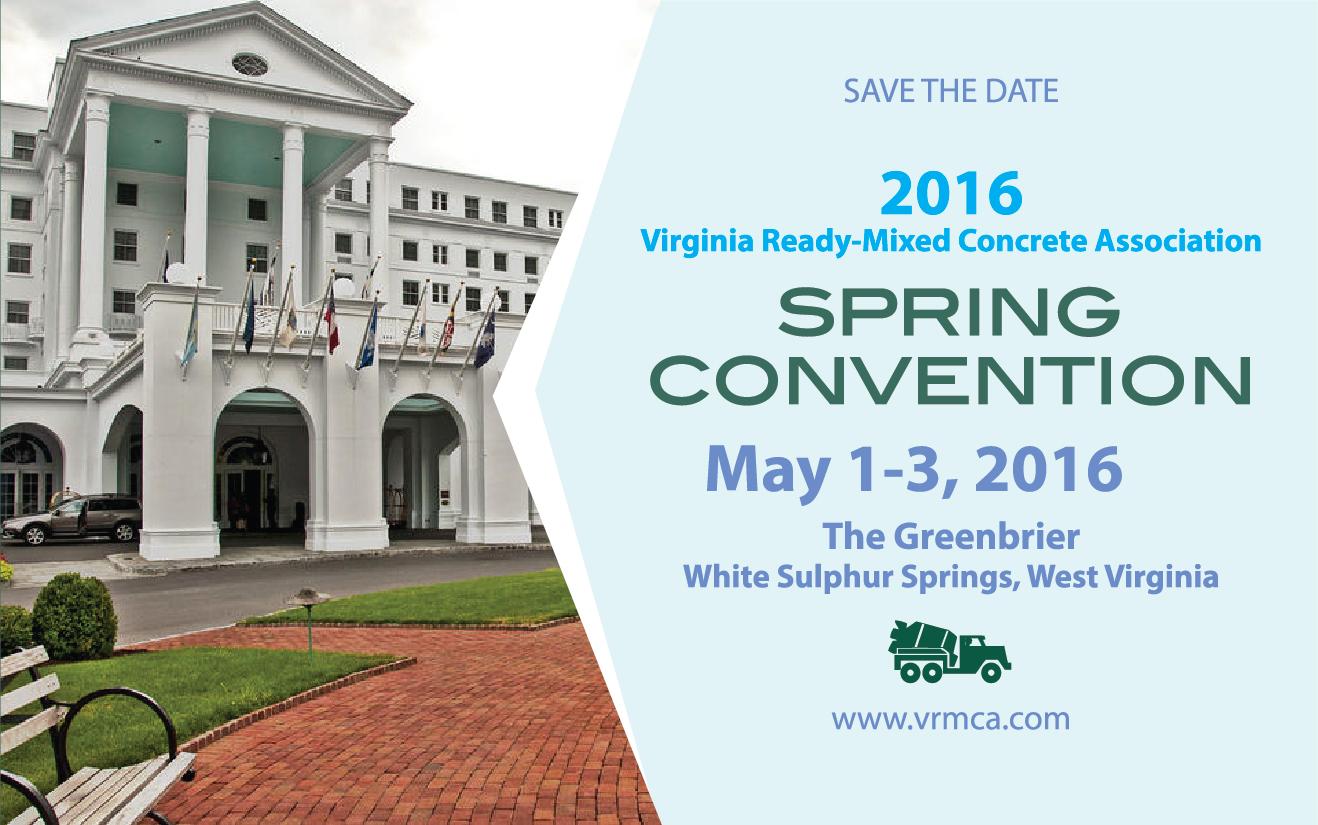 VRMCA 2016 Spring Convention